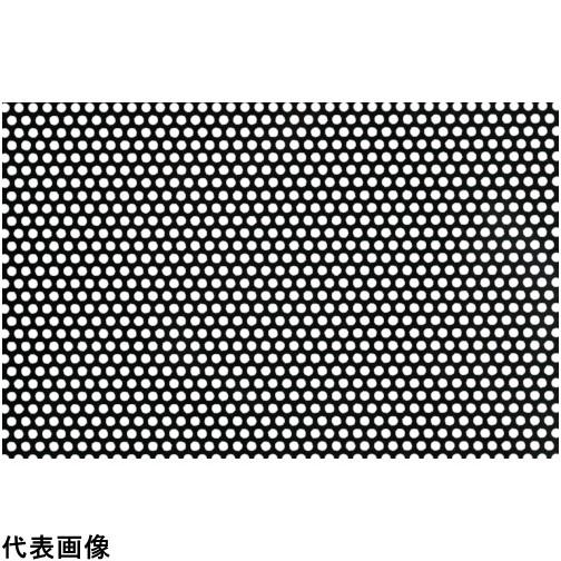 OKUTANI 樹脂パンチング 2.0TXD5XP8 910X910 ブラック JPPVCT2D5P8910X910BLK 販売単位:1 送料無料