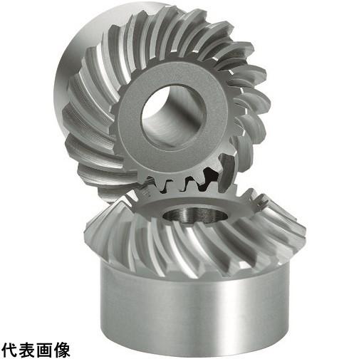 KG 歯研スパイラルマイタギヤ MG1.5S 20L-M-3008H [MG1.5S 20L-M-3008H] MG1.5S20LM3008H    販売単位:1 送料無料