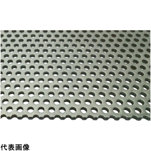 完璧  OKUTANI  ステンレスパンチングメタル 販売単位:1 1.5TXD8XP12 送料無料:ルーペスタジオ 1000X1 PMSUST1.5D8P121000X1000-DIY・工具