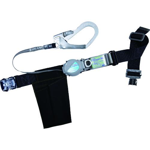 ツヨロン 胴ベルト型ツーウェイリトラ 黒 Mサイズ [TB-TRN-OT599-BLK-M-BP] TBTRNOT599BLKMBP    販売単位:1 送料無料