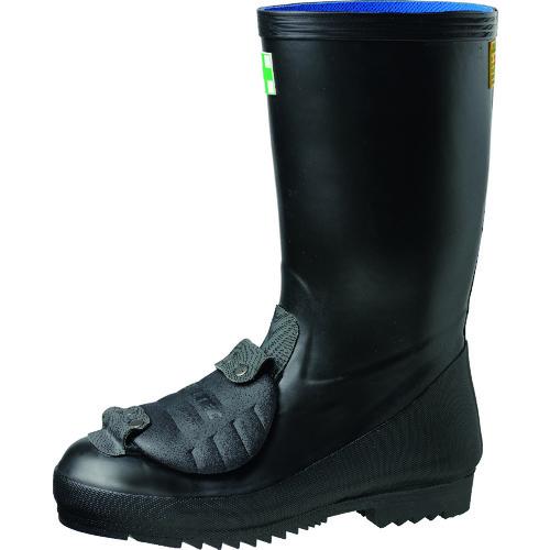 ミドリ安全 甲プロ固定式 JIS安全長靴 966甲プロM2 25.5cm [966KPM2-25.5] 966KPM225.5     販売単位:1 送料無料