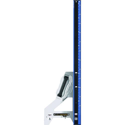 シンワ 丸ノコガイド定規 エルアングルPlus アジャスト1.2m 併用目盛 [73183] 73183       販売単位:1 送料無料