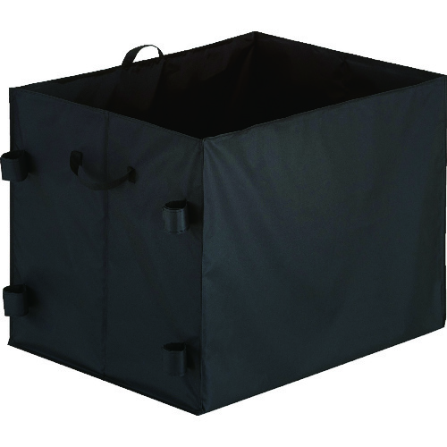 TRUSCO トラスコ中山 エコノミーハンドトラックボックス フタなし 600×900用 [CHB-300A] CHB300A      販売単位:1 送料無料