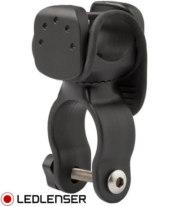 LED LENSER P7用ブラケット 7799-PT レッドレンザー 自転車用ライト ブラケット 懐中電灯 防犯 自転車用パーツ