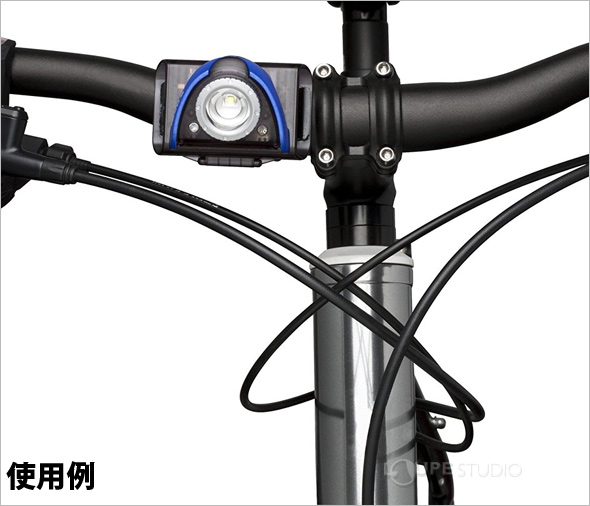 LED LENSER B5R 9005-RB 9005-RG レッドレンザー LEDライト 自転車ライト 照明 懐中電灯 アウトドア