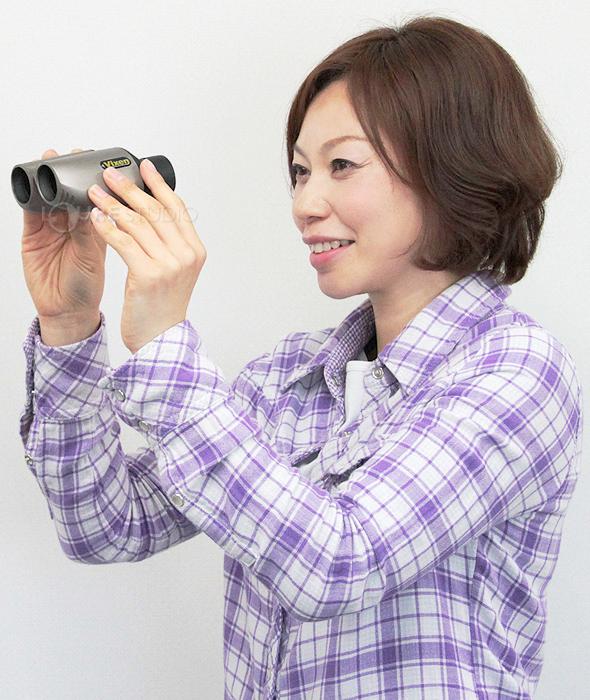 Binoculars Opera glasses concert 10 x 25 mm vixen arena M10x25 Vixen dome