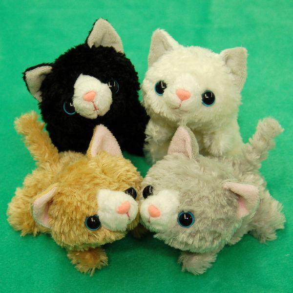 Little Beans ネコ 正規逆輸入品 ねこ 格安SALEスタート サイズ:11cm cats 猫