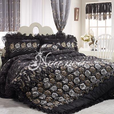 【送料無料】【布団セット】【Noa noaオリジナルデザイン】インペリアル スイート・セミダブル4点セット|ウェディングドレス のようなデザイン 寝具 セット|全サイズオーダー可能|布団丸洗い|ピンク|かわいい|新居|子供部屋|新婚