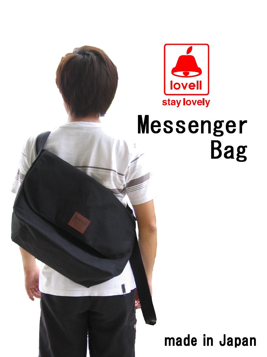 メッセンジャーバッグ メンズ 帆布メッセンジャーバッグ ショルダーバッグ 斜めがけバッグ 自転車 日本製 ラベル