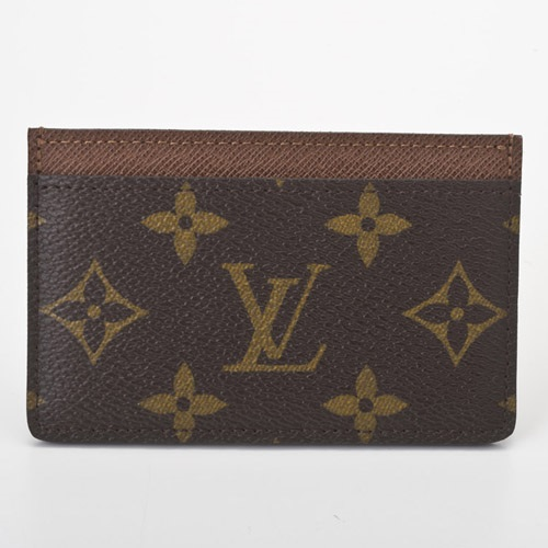 LOUIS VUITTON ルイヴィトン 財布 M61733 モノグラム ポルトカルト・サーンプル