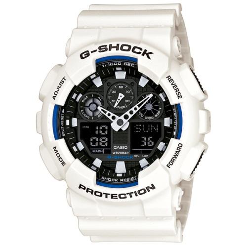 【72時間限定ポイント3倍】CASIO カシオ 腕時計 メンズ G-SHOCK GA-100B-7AJF G-ショック