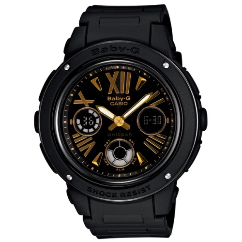 【72時間限定ポイント3倍】CASIO カシオ 腕時計 レディース Baby-G BGA-153-1BJF ベビーG