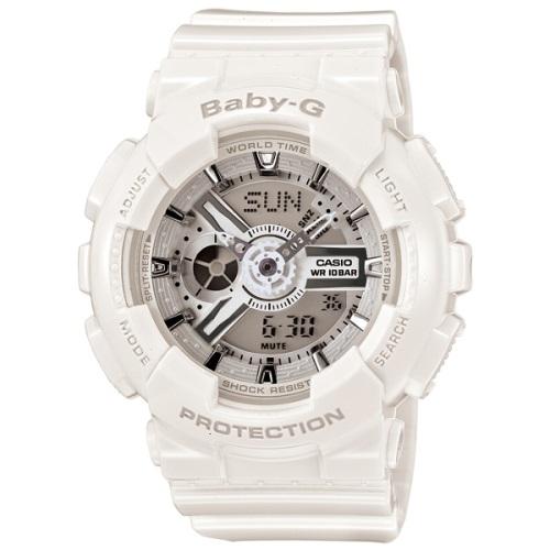 【72時間限定ポイント3倍】CASIO カシオ 腕時計 レディース Baby-G BA-110-7A3JF ベビーG