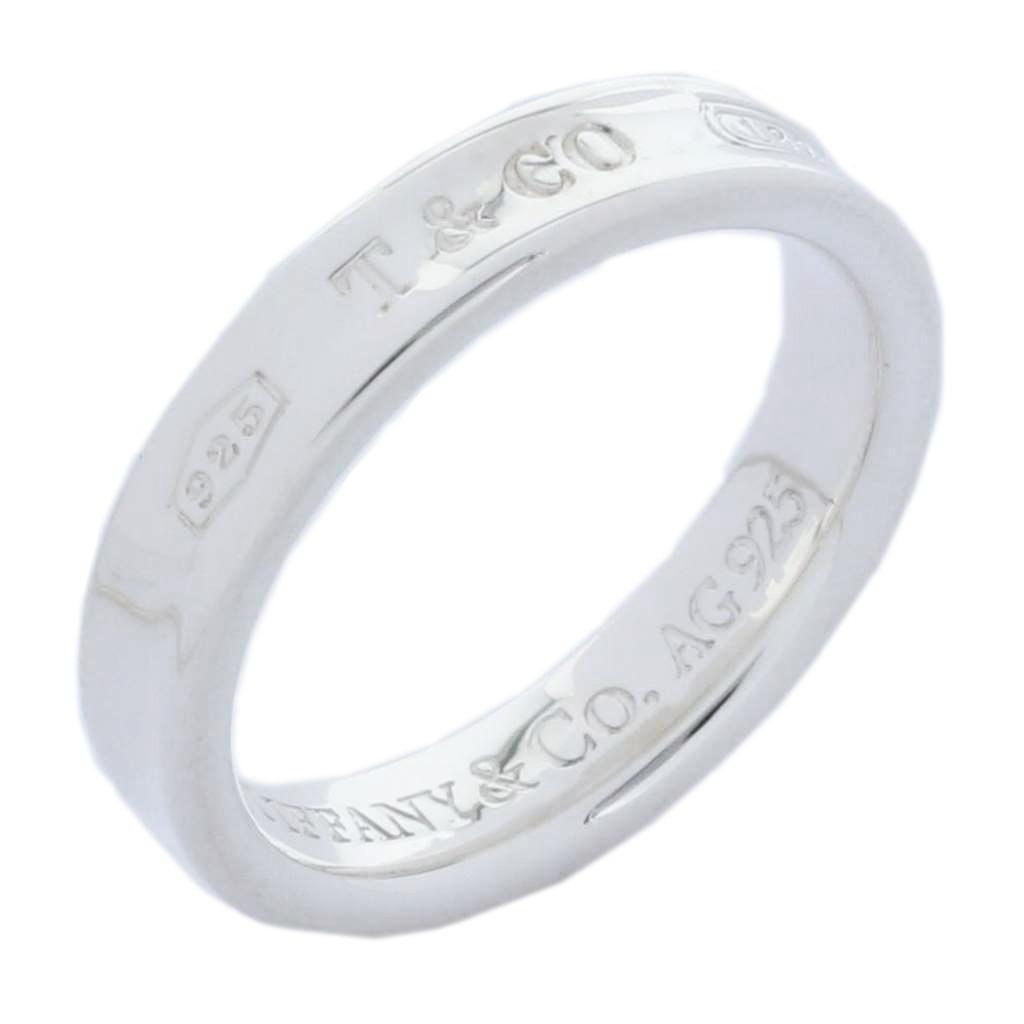 Tiffany&Co. ティファニー 1837 ナロー リング 4MM 11号 22993771