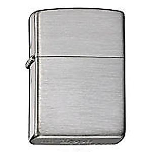 #13 Zippo 銀無垢 艶消しレギュラータイプ シルバー