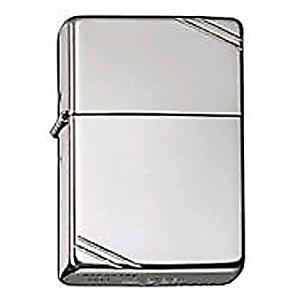 【72時間限定ポイント5倍】ZIPPO #14 Zippo 銀無垢 艶ありフラットトップ ビンテージタイプ シルバー