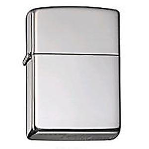 【72時間限定ポイント5倍】ZIPPO #15 Zippo 銀無垢 艶ありレギュラータイプ シルバー