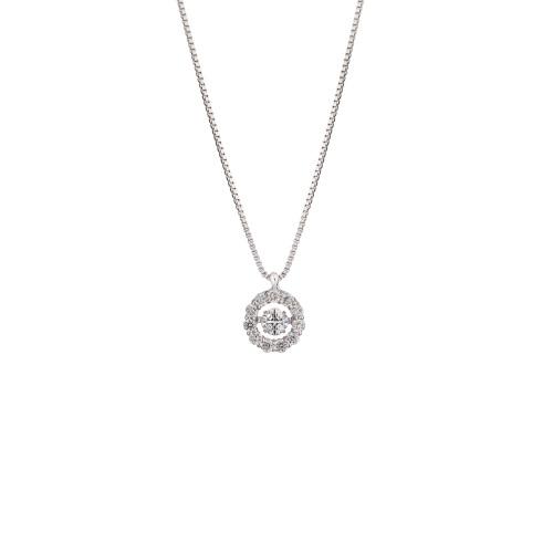【期間限定ポイント20倍】Crossfor New York クロスフォー ニューヨーク NYP-507 Dancing stone ネックレス