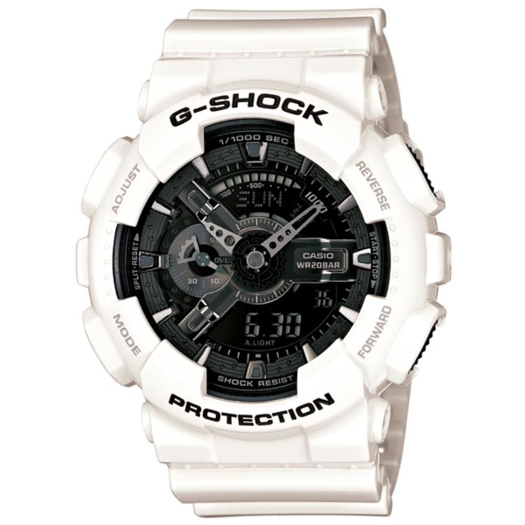 【72時間限定ポイント3倍】CASIO カシオ 腕時計 メンズ G-SHOCK GA-110GW-7AJF G-ショック
