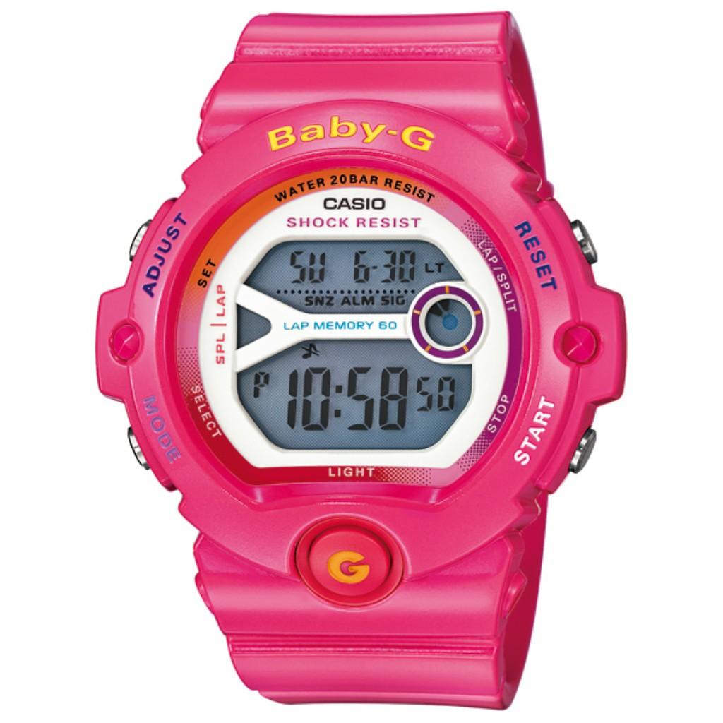 CASIO カシオ 腕時計 レディース Baby-G BG-6903-4BJF ベビーG