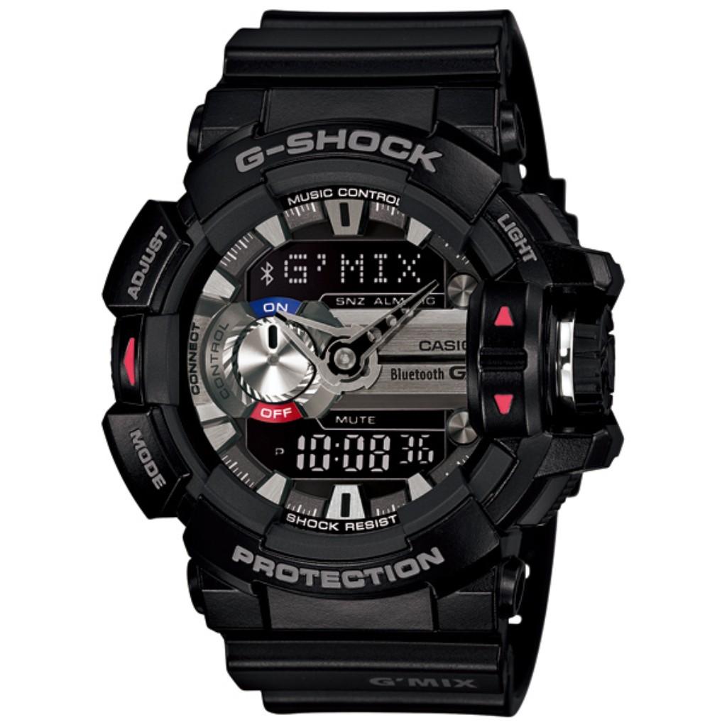【72時間限定ポイント3倍】CASIO カシオ 腕時計 メンズ G-SHOCK GBA-400-1AJF G-ショック