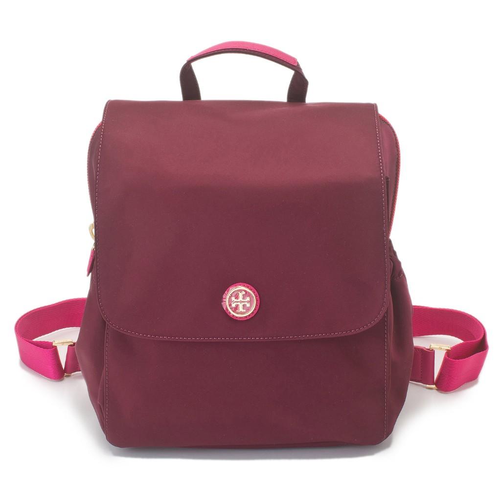 最低価格の TORY BURCH Nylon トリーバーチ リュック 41149628 606 Travel TORY Nylon リュック Baby Backpack, グリーンネットSHOP:5cd03941 --- hortafacil.dominiotemporario.com