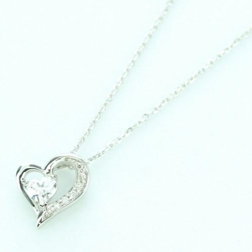 LoveLove Diamond ラブラブダイヤモンド ネックレス SK-11PT プラチナ/ダイヤモンド0.20ct