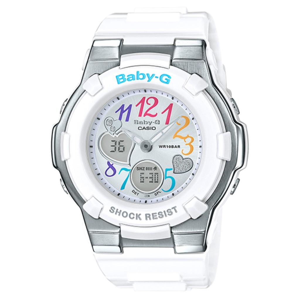 【72時間限定ポイント3倍】CASIO カシオ 腕時計 レディース Baby-G BGA-116-7B2JF ベビーG