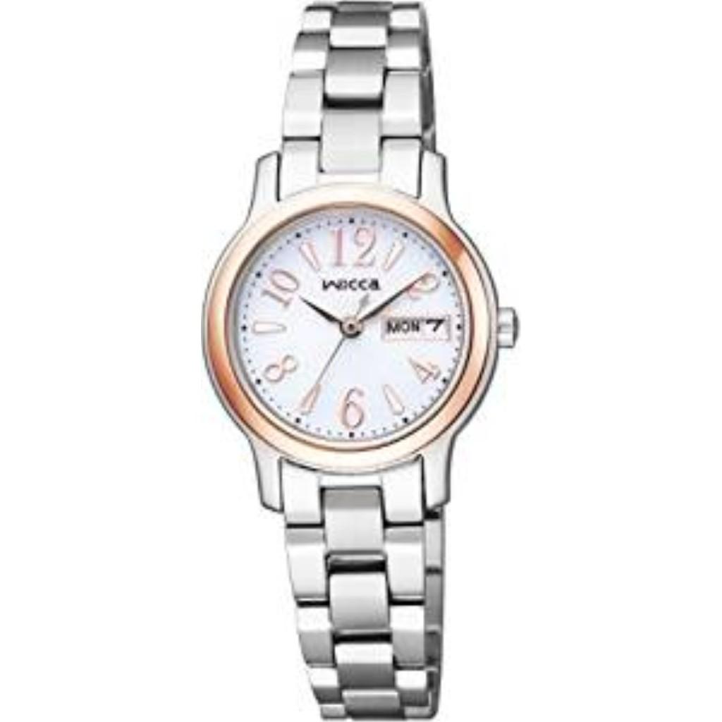 【72時間限定ポイント3倍】シチズン CITIZEN 腕時計 KH3-436-11 Wicca ウィッカ レディース