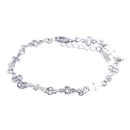 LARA Christie ララクリスティー ブレスレット レディース B6036-W シルバー WHITE Label