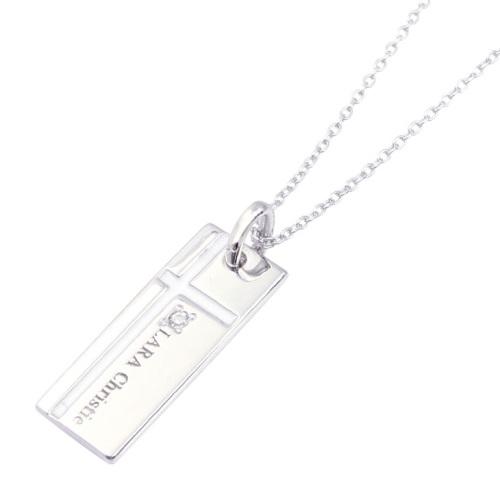 LARA Christie ララクリスティー ネックレス レディース P3051-W シルバーアクセサリー WHITE Label