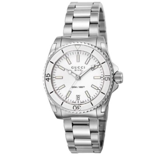 GUCCI グッチ 腕時計 レディース YA136402 ダイヴ