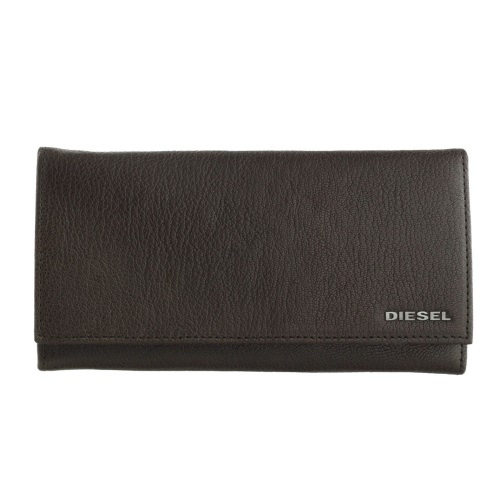 DIESEL ディーゼル 財布 X03928 PR271 T2189 SEAL BROWN