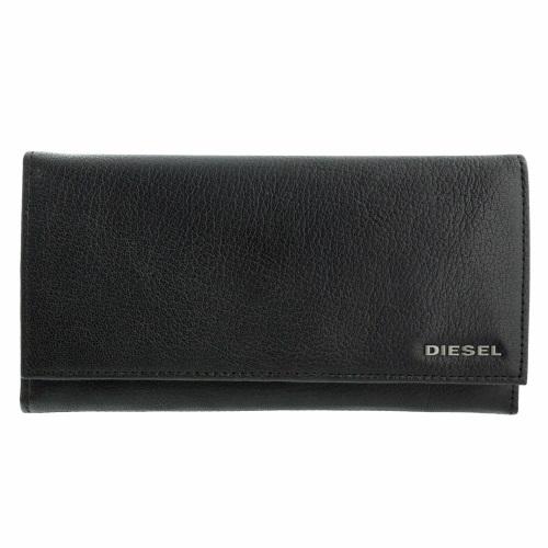 DIESEL ディーゼル 財布 X03928 PR271 T8013 BLACK