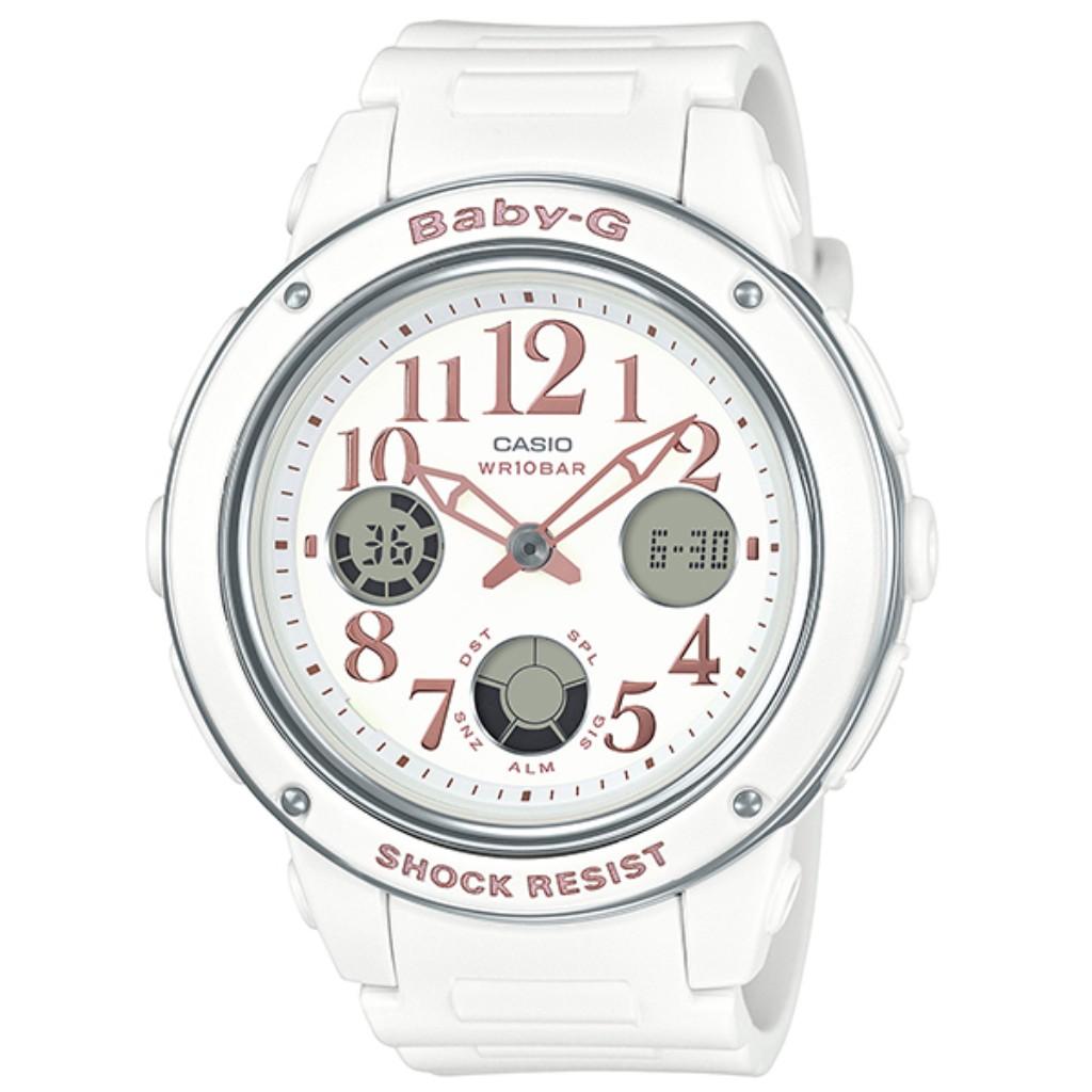 【72時間限定ポイント3倍】CASIO カシオ 腕時計 レディース Baby-G BGA-150EF-7BJF ベビーG
