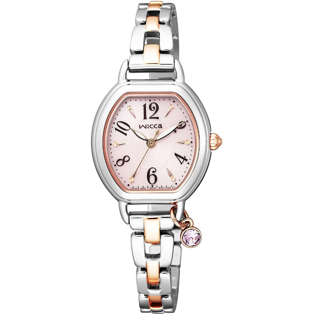 【72時間限定ポイント3倍】シチズン CITIZEN 腕時計 レディース KP2-531-91 Wicca ウィッカ