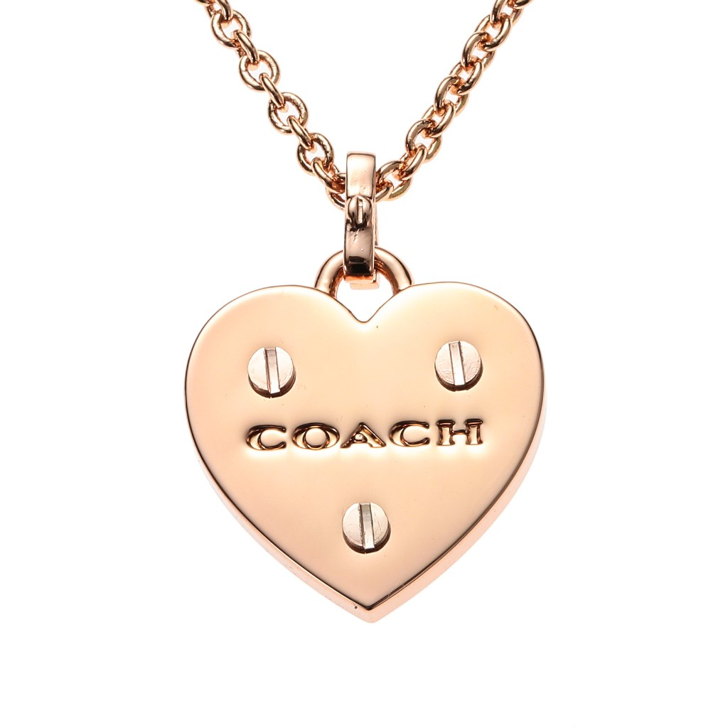 COACH OUTLET コーチ アウトレット ネックレス F57344/RGD/N