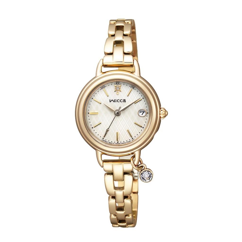 【72時間限定ポイント3倍】シチズン CITIZEN 腕時計 レディース KL0-511-91 Wicca ウィッカ