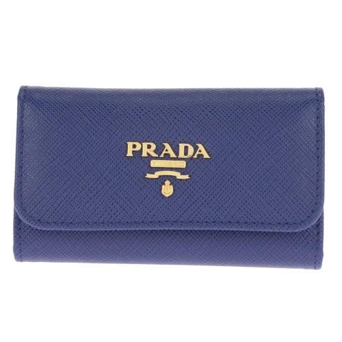 PRADA プラダ キーケース 1PG222 QWA F0016 BLUETTE