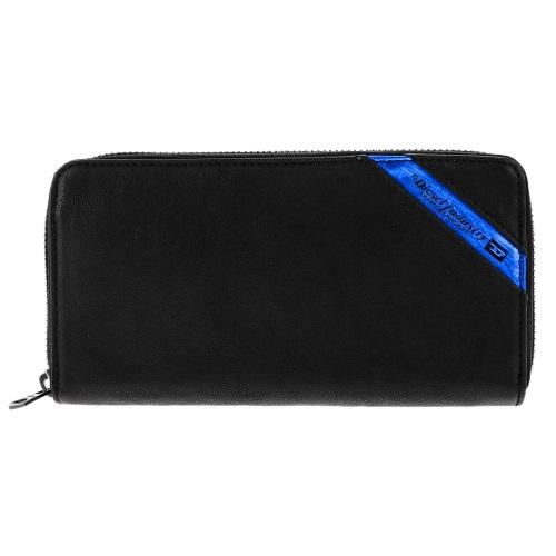 DIESEL ディーゼル 長財布 メンズ X03609 P1221 H6169 ブラック