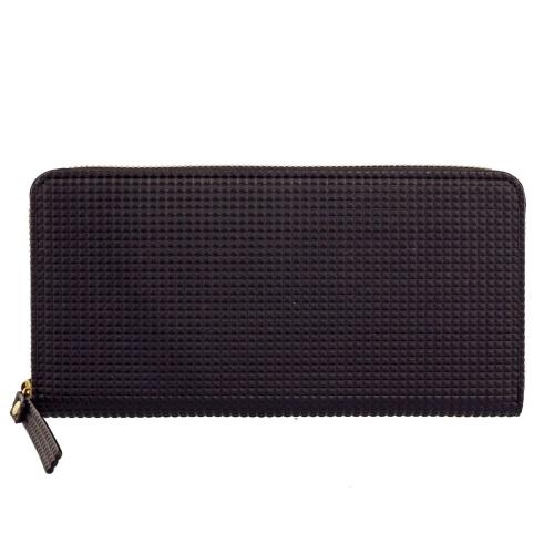 【48時間限定ポイント20倍】Pomerance ポメランジェ 長財布 JT01 BLACK ブラック