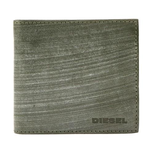 DIESEL ディーゼル 二つ折り財布 メンズ X03918 PR602 T7167