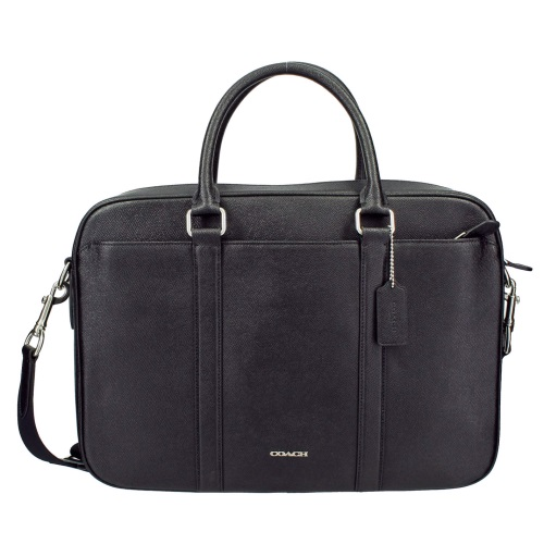 COACH OUTLET コーチ アウトレット バッグ メンズ F59057 BLK クロスグレイン レザー