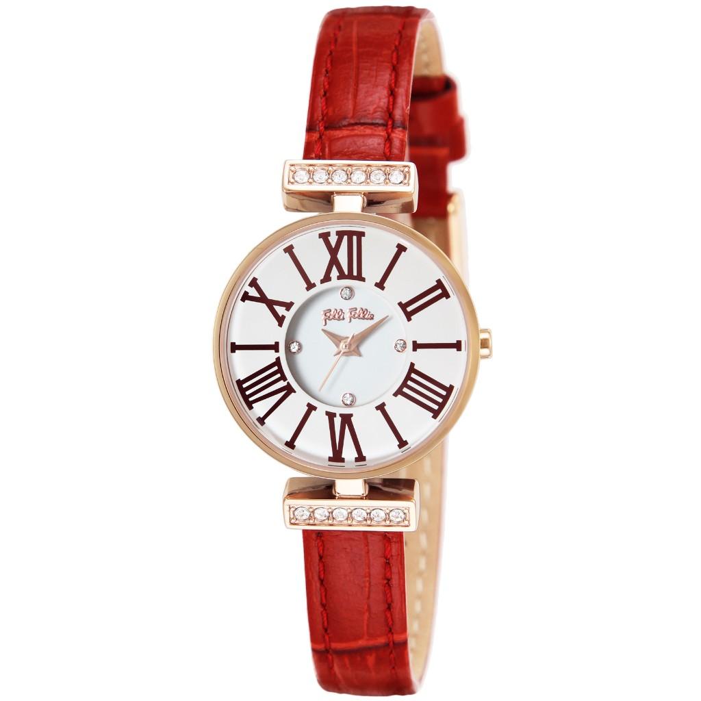 FolliFollie フォリフォリ 腕時計 レディース MINI DYNASTY WF13B014SSW-RE