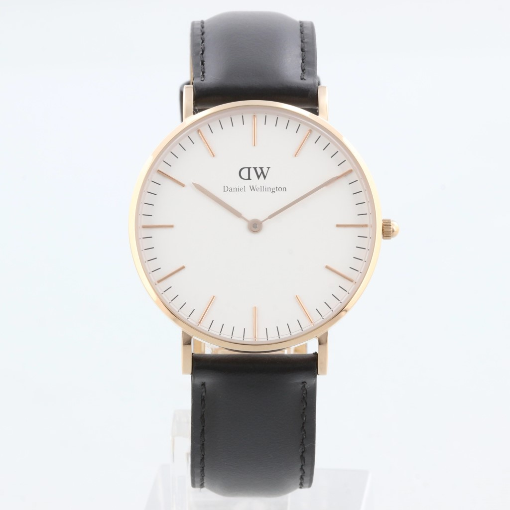 Daniel Wellington ダニエルウェリントン 腕時計 メンズ レディース DW00100036 ホワイト クラシック