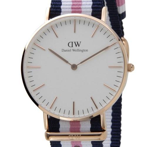 Daniel Wellington ダニエルウェリントン 腕時計 メンズ レディース DW00100034 ホワイト クラシック