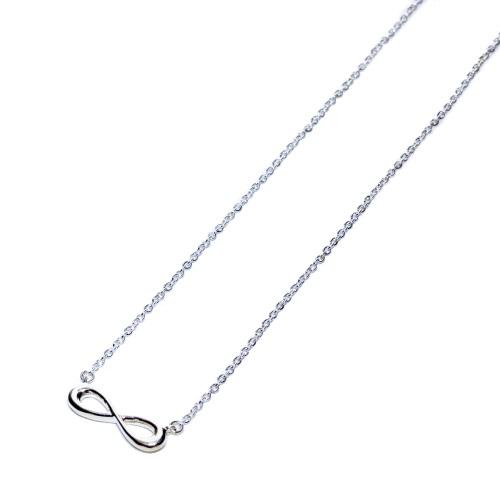 Tiffany&Co. ティファニー ネックレス 37725951 インフィニティ ミニ