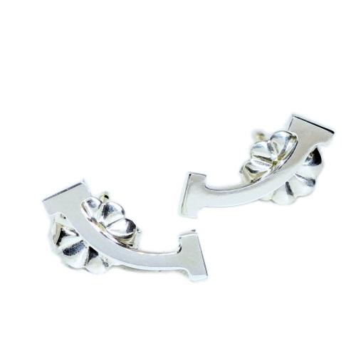 Tiffany&Co. ティファニー ピアス 36667214 Tスマイル