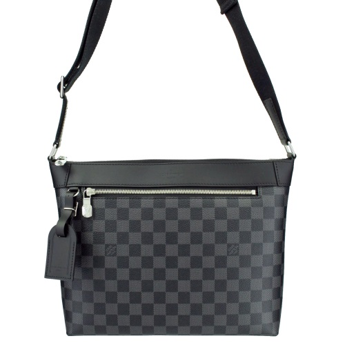 LOUIS VUITTON ルイヴィトン バッグ N40003 ダミエ・グラフィット ミックPM NM