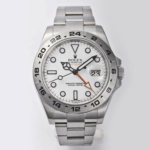 ROLEX Rolex Explorer 2 216570 white men